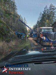 Wrecker Service Lane County Oregon